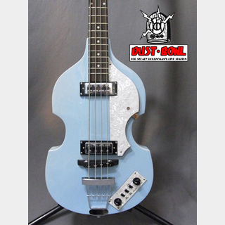Hofner IGNITION BASS Limited Color Snow Blue