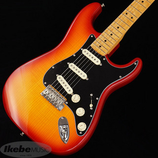 Fender USA Limited Edition Rarities Flame Ash Top Stratocaster (Plasma Red Burst/Birdseye Maple Neck)【特価】
