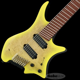 strandberg Boden J8 Custom Burl Maple (Natural Yellow Burst) [Made in Japan]