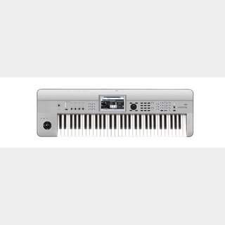 KORG KROME-61 Platinum【KEY京都店 Special Summer Sale!!~8/31(40%OFF!!)】