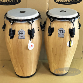 Meinl LCR11NT-M + LCR1134NT-M [Artist Series Congas / Luis Conte]【店頭展示チョイキズ特価品】