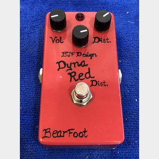 BJF Electronics Dyna Red Dist.