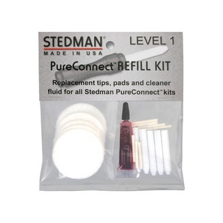 STEDMANPureConnect Level 1 Refill 詰替用 オーディオ端子 クリーニングキット