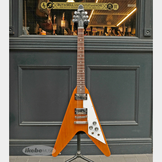 Gibson Flying V Antique Natural 【Gibson USA 2019 Models】