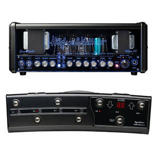 Hughes&Kettner HUK-GM40DX/HHC GRANDMEISTER Deluxe 40 Head & MIDI FOOTBOARD